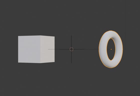 How to Rotate Multiple Objects Around a Central Point Using Blender