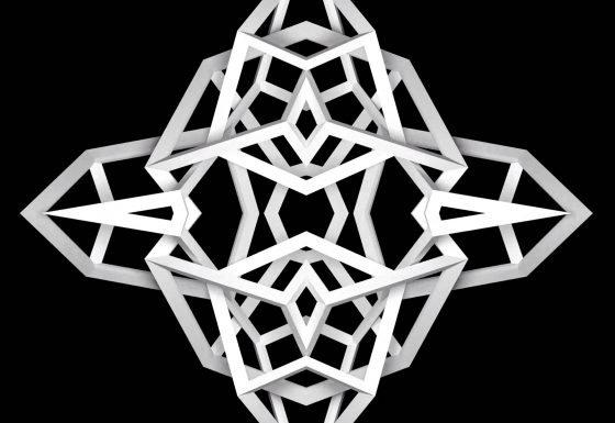 Cubeframe Kaleidoscope