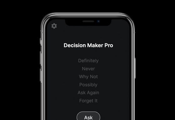 Decision Maker Pro