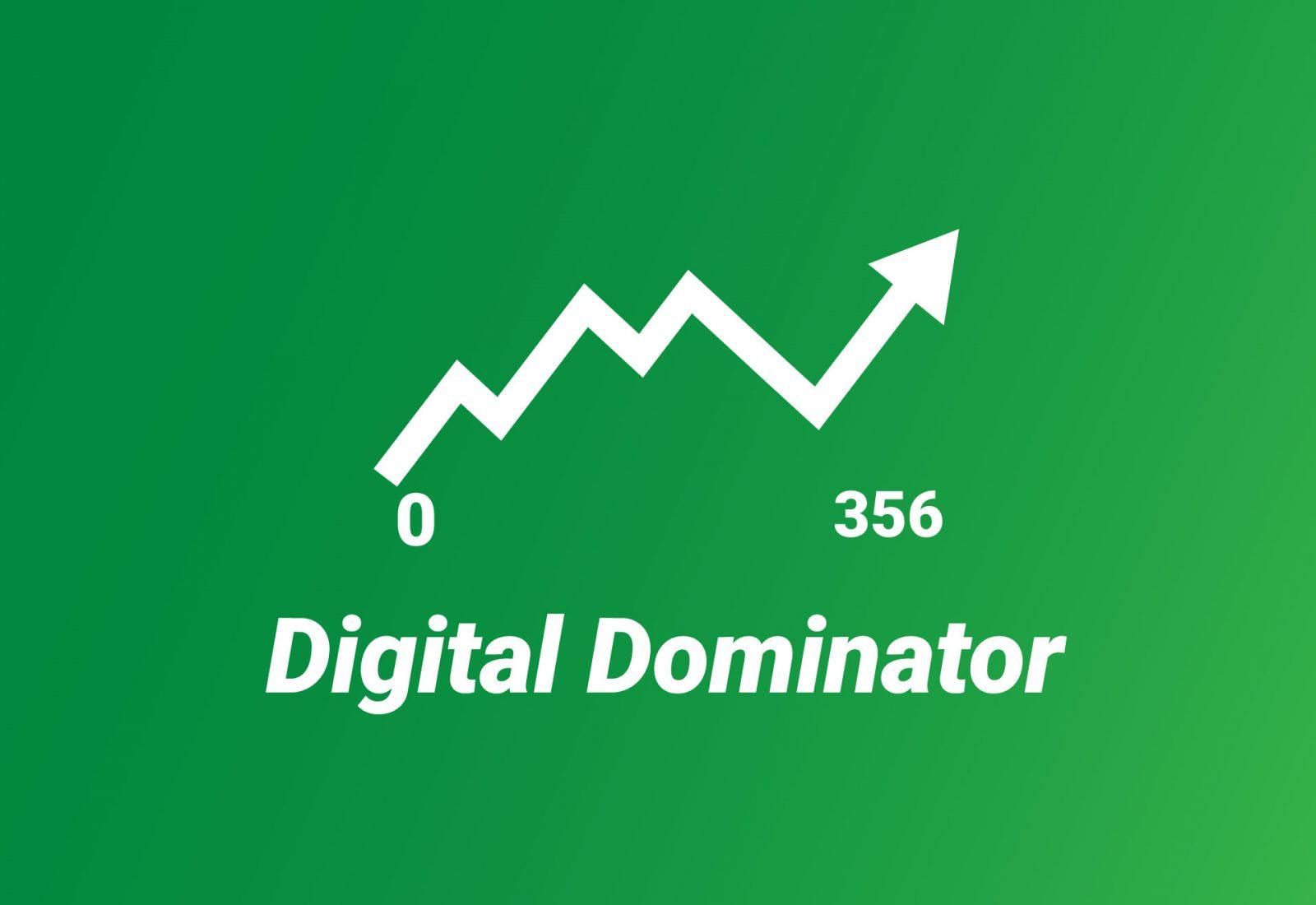 Logo design and branding for Digital Dominator