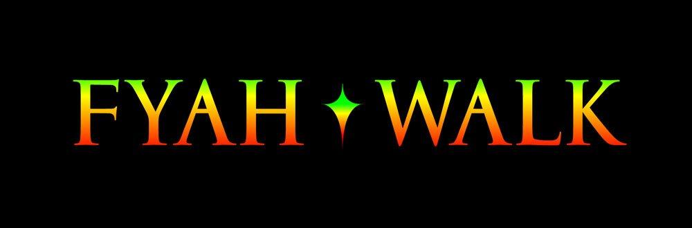 Fyah Walk Logotype