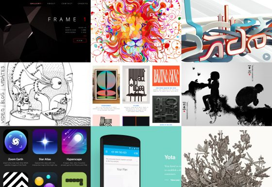 Examples of Great Portfolio Websites