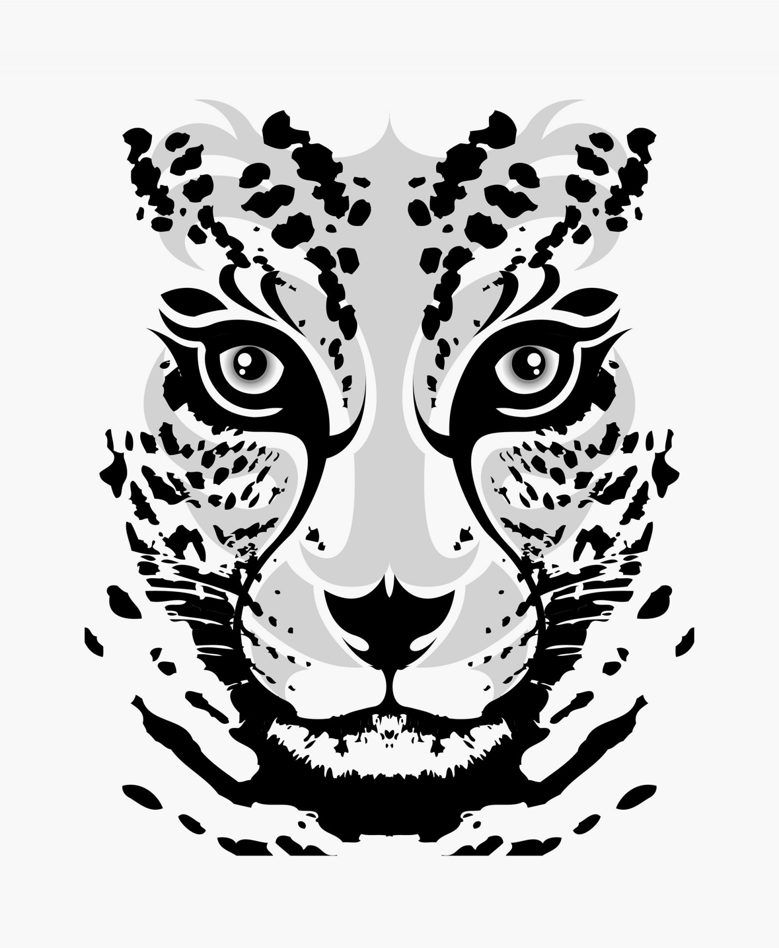 Jaguar artwork by Henry Egloff