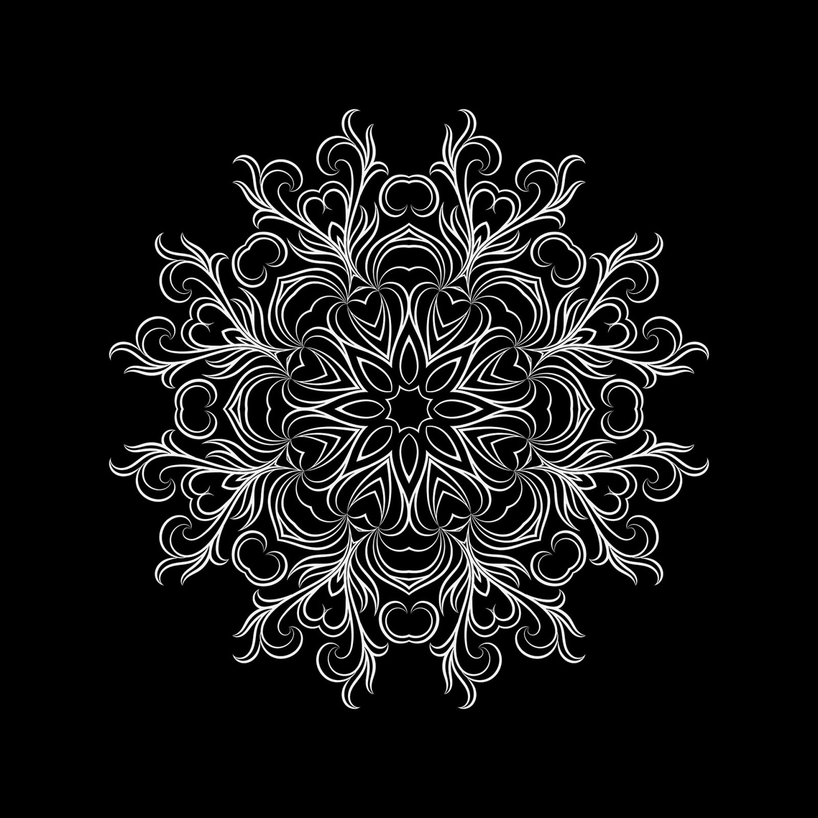 Mandala 2- Artwork by Henry Egloff