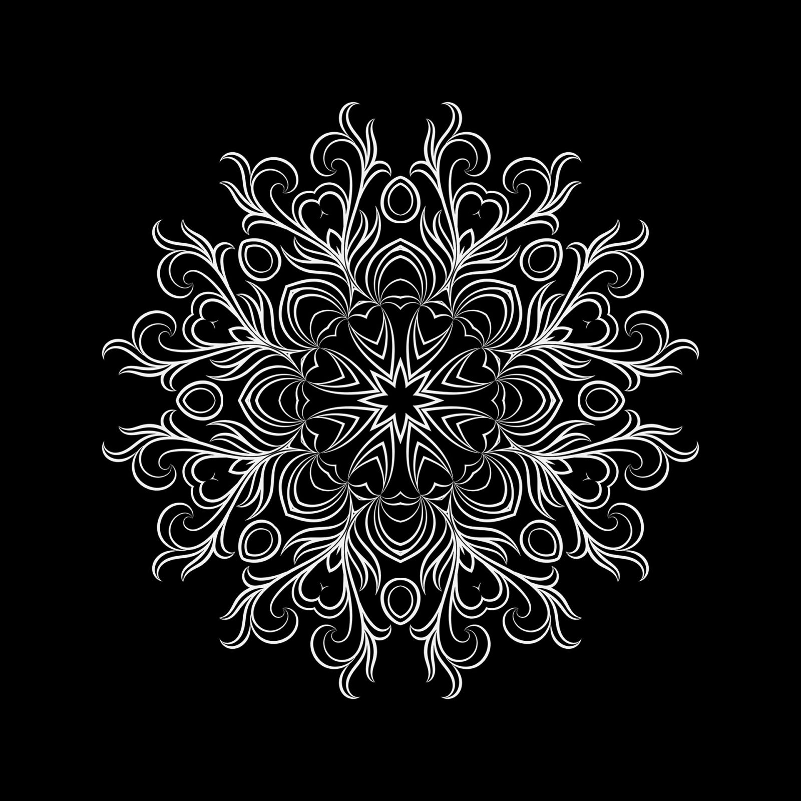 Mandala 3 - Artwork by Henry Egloff