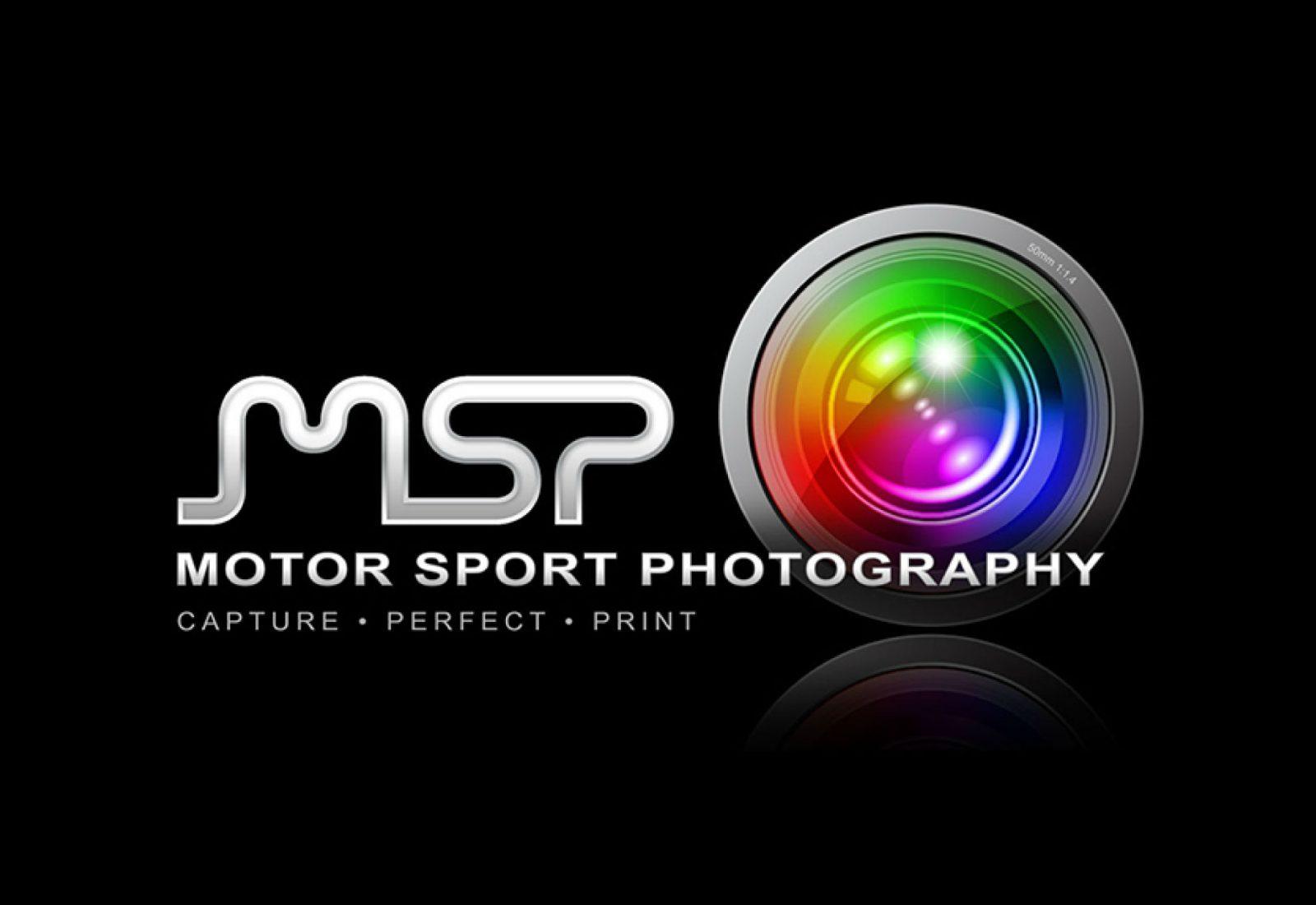 Motor Sport Photography branding