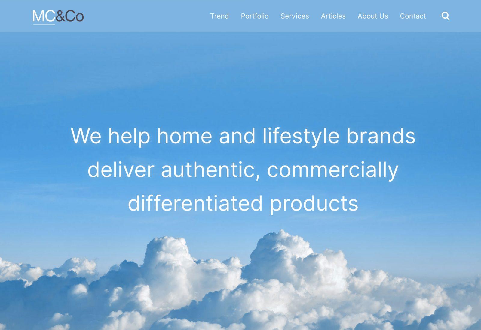 MC&Co home page